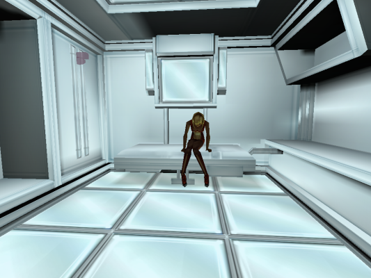 Anachronox Screenshot