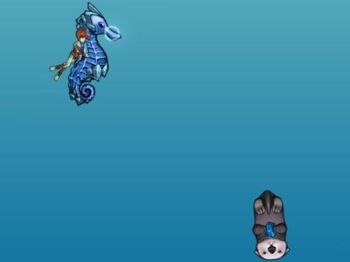 Screenshot - Aquaria