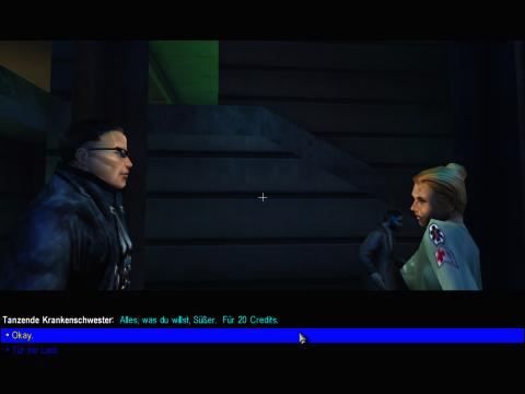 DeusEx Screenshot