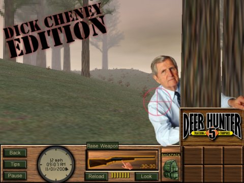 Deer Hunter -Cheney Edition-