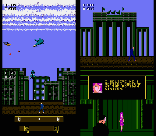 Golgo 13 Screenshots