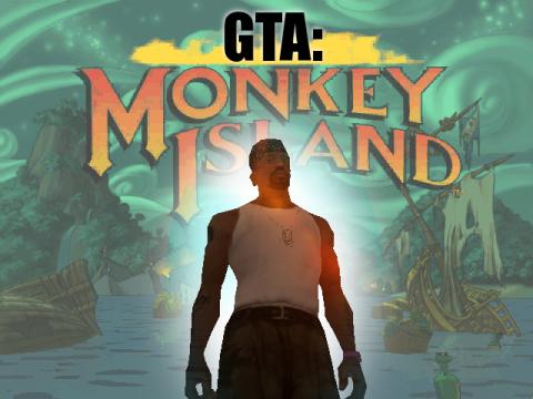 GTA:Monkey Island