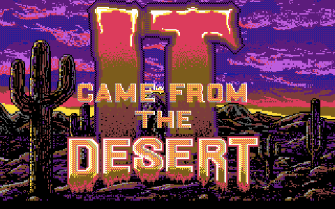 Screenshot - It came from the desert