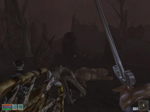 Screenshot - Morrowind