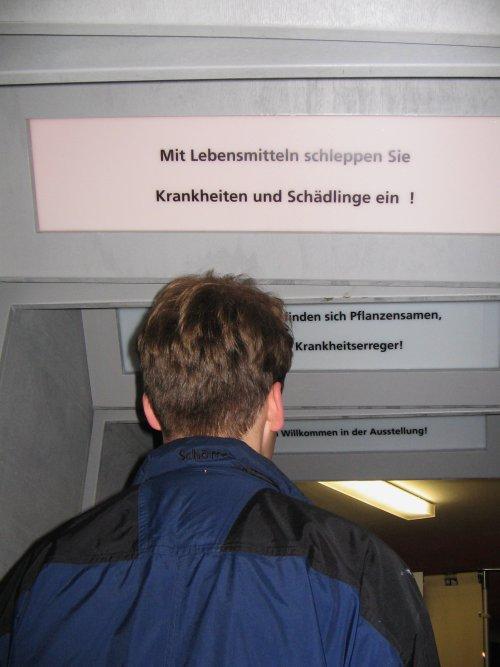 Neobiota-Ausstellung