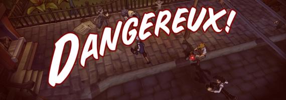 Screenshot - Penny Arcade Adventures