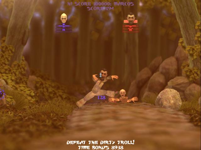 RDKF - Bridge Troll