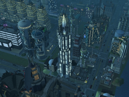 Screenshot - SimCity Societies