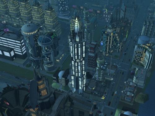 Screenshot - SimCity Societies