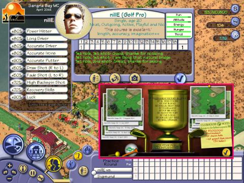SimGolf Screenshot3