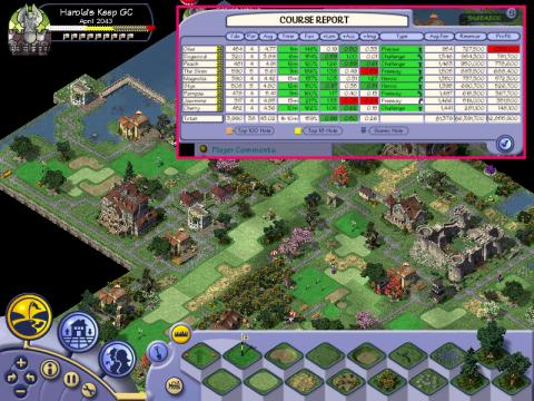 SimGolf Screenshot1