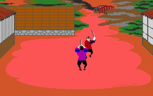 Screenshot - Sword of the Samurai